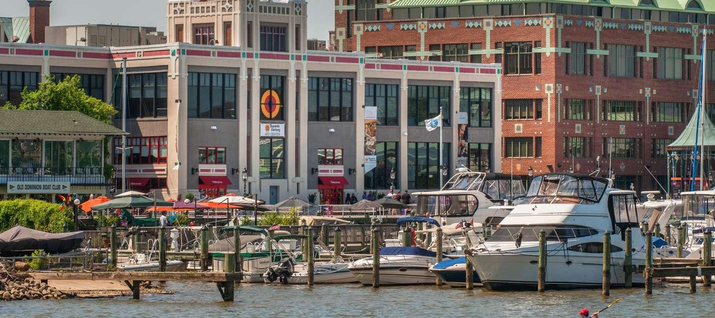 Alexandria City Marina